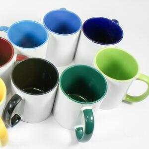 Fototassen in vielen Farben