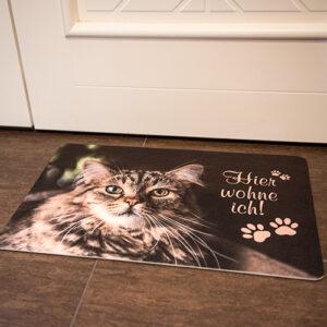 Fußmatte bedrucken